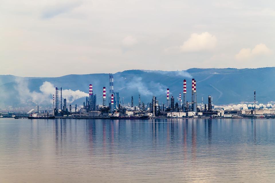 Ректификационные газы колонны