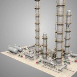 Газофракционирующая установка (ГФУ)