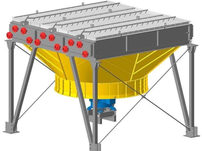 Конструкции аппаратов воздушного охлаждения