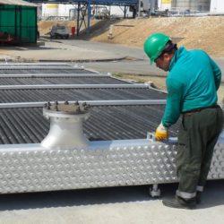 АВОГ - аппарат воздушного охлаждения газа