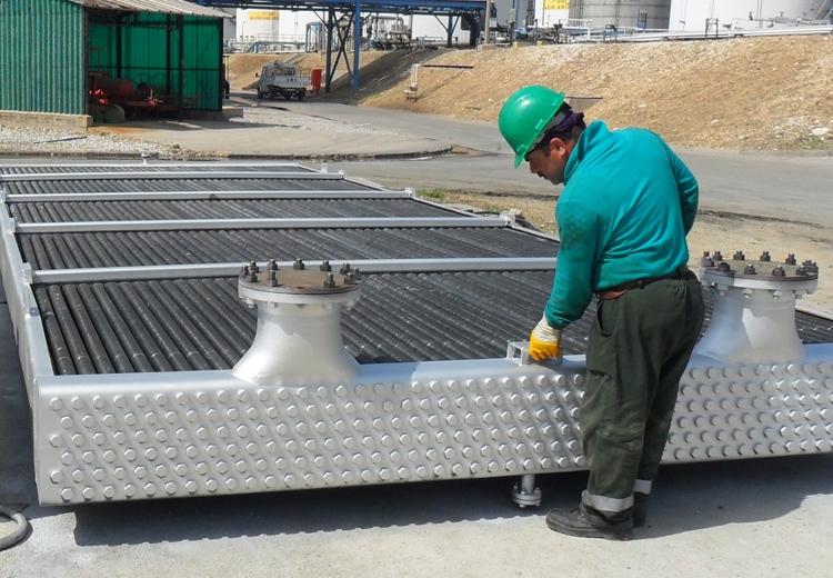 АВОГ – аппарат воздушного охлаждения газа