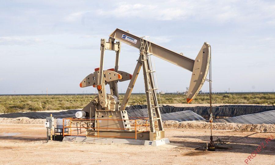 Список месторождений нефти в России