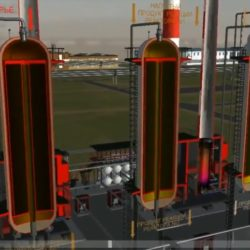 Реакторы каталитического риформинга