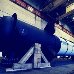 Доставлено первое теплообменное оборудование на Амурский ГПЗ