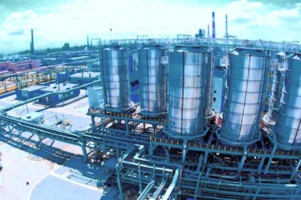Туркменистан запустил 1-й GTL-завод по производству бензина из природного газа