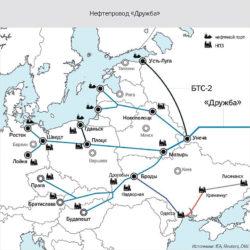 Белоруссия без российской нефти: варианты возможны, но не желательны