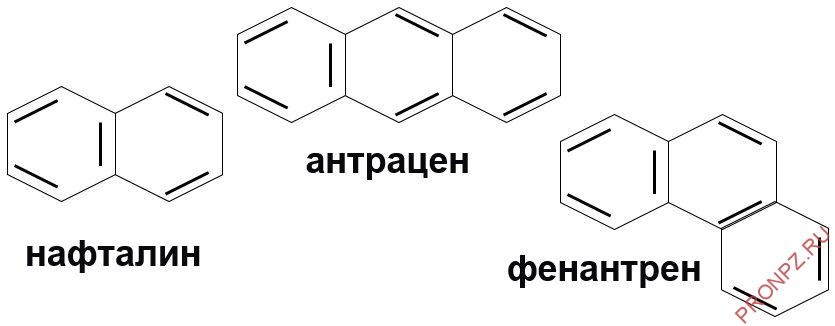 Циклические молекулы