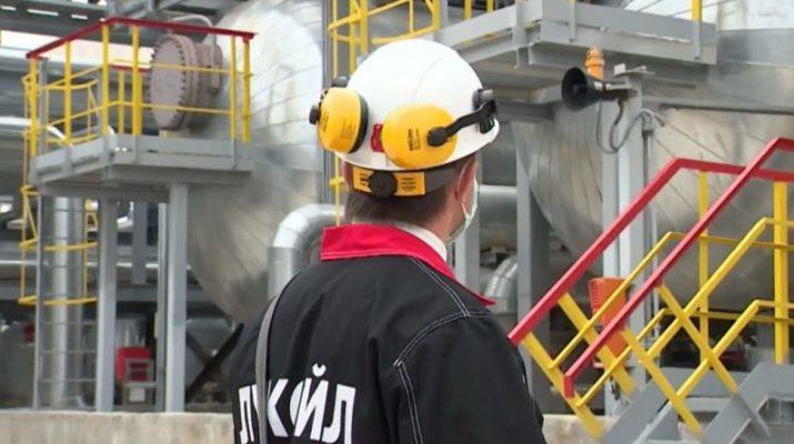 «Лукойл» представил новый блок ЭЛОУ в Перми