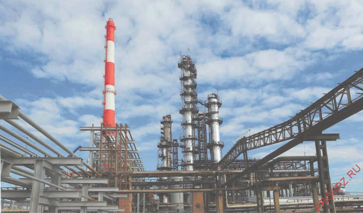 Установка низкотемпературной изомеризации Изомалк-2