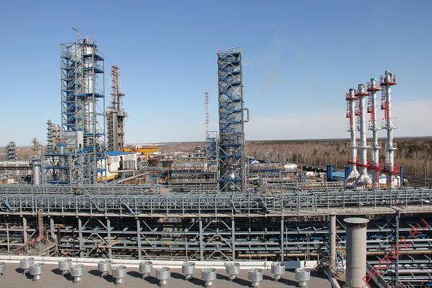 Комбинированная установка производства высокооктановых бензинов