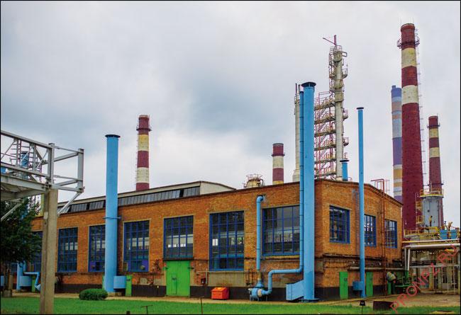 Установка риформинга Л-35-11/600