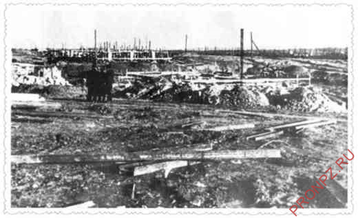 Начало стройки, 1930-е гг.