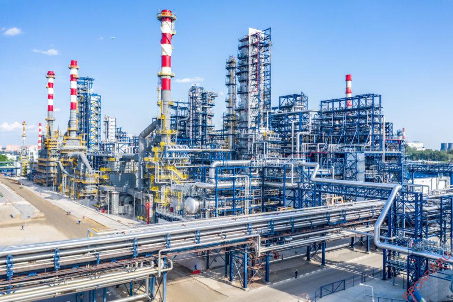 Комплексная установка переработки нефти КУПН (ЕВРО+)