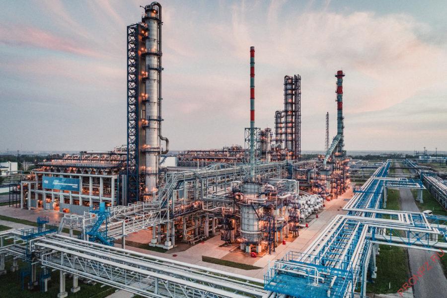 Установка гидроочистки бензина каталитического крекинга ГОБКК