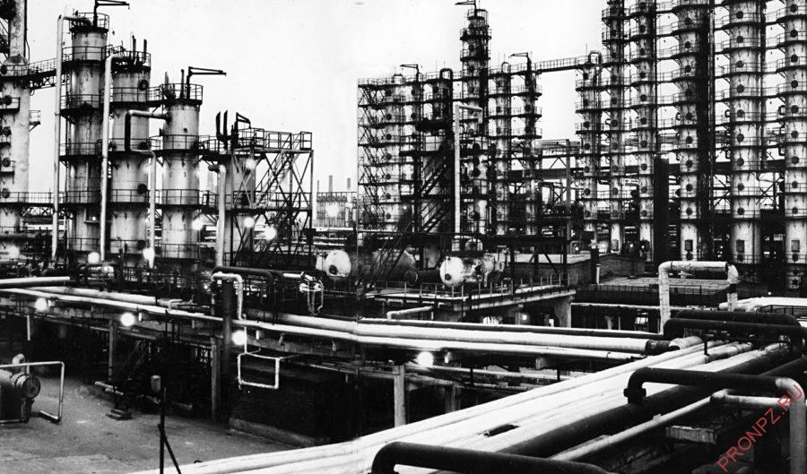 АНХК в послевоенные годы