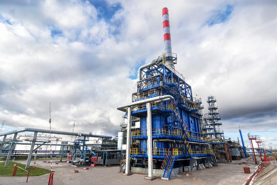 Установка переработки газового конденсата (УПГК)