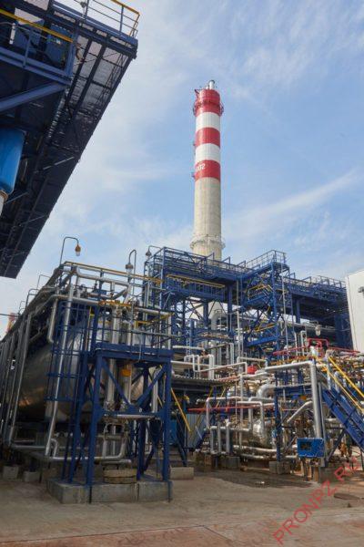 Комбинированная установка сероочистки газов, регенерации раствора МЭА и получения элементарной серы