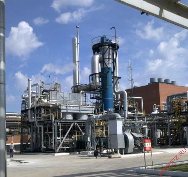Установка производства водорода