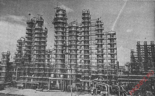 Установка СПБК 70-е гг.