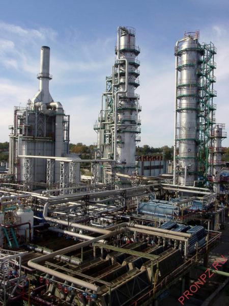 Абсорбционно-газофракционирующая установка (АГФУ)