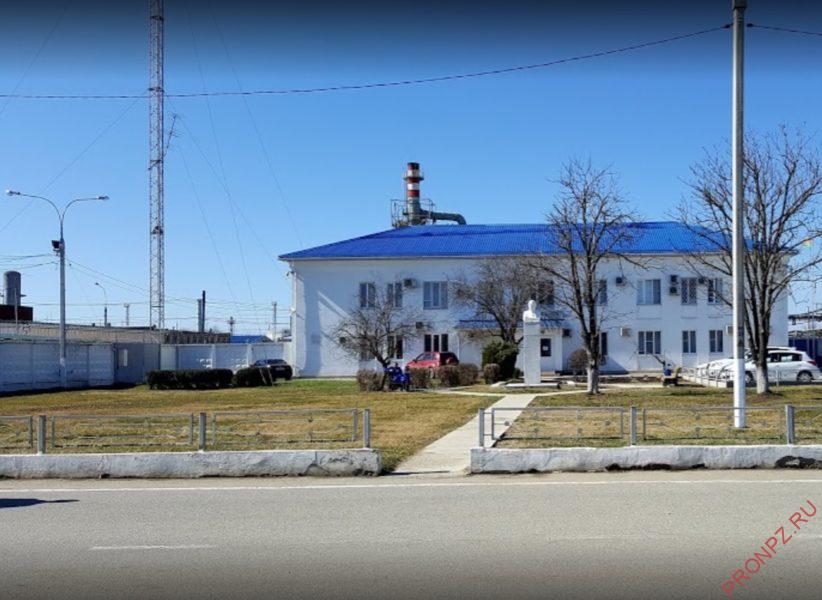 Здание заводоуправления